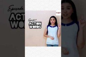 CHiNOY-Speak-ACTION-WORDS
