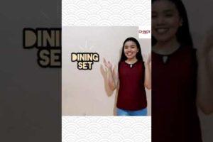 CHiNOY-Speak-DINING-SET