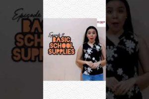 CHiNOY-Speak-SCHOOL-SUPPLIES