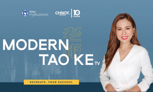 MODERN Tao Ke TV Valerie Tan