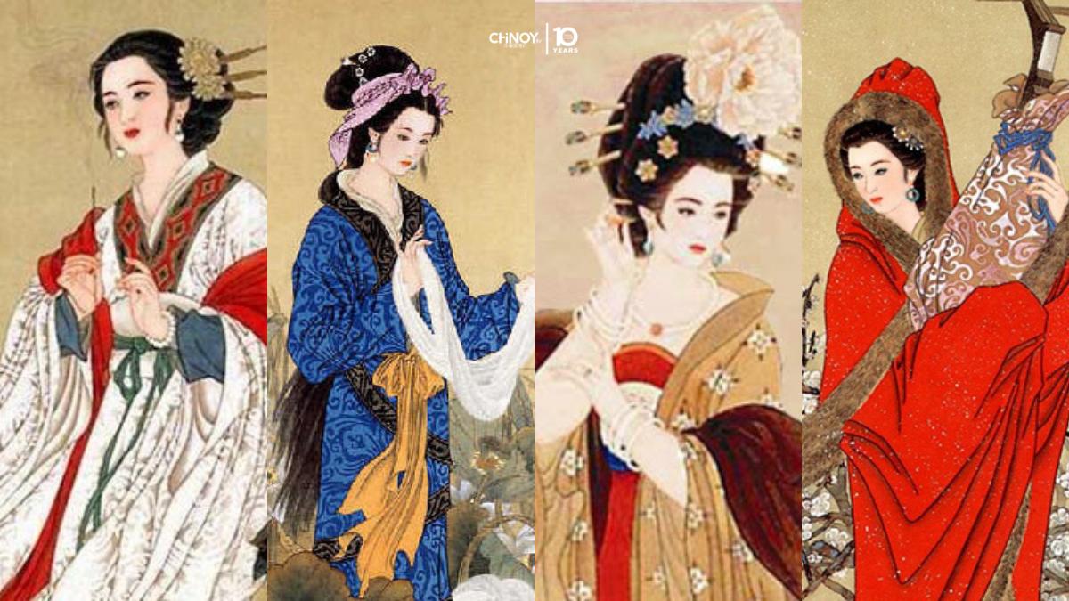 China in prettiest girl The Beautiful