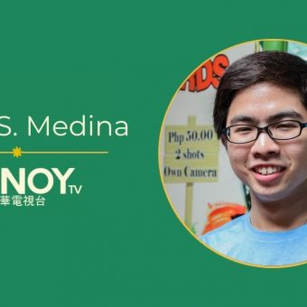 [CHiNOY TV] Profile Cover Photo