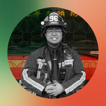 Firefighter Chinoy