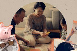 Article artworks - Grandparents Day
